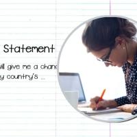 Cara dan Tips Ampuh Menulis Personal Statement / Motivation Letter untuk Studi S-2 - Berkas LoA